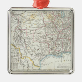 United States 14 Christmas Ornament