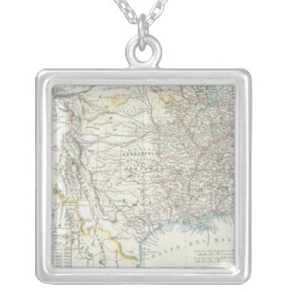 United States 14 Silver Plated Necklace