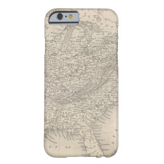 United States 19 Barely There iPhone 6 Case