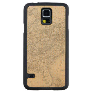 United States 19 Carved Maple Galaxy S5 Case