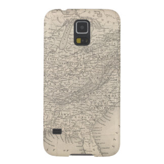 United States 19 Galaxy S5 Case