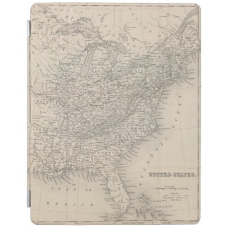 United States 19 iPad Cover