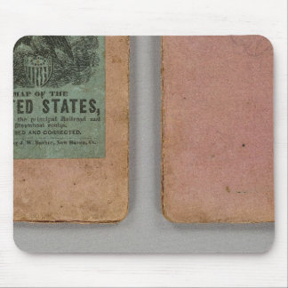 United States 19 Mouse Mat