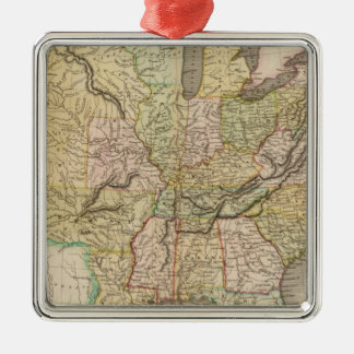 United States 20 Christmas Ornament