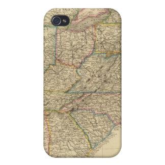 United States 21 iPhone 4/4S Cases