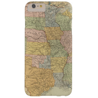 United States 23 Barely There iPhone 6 Plus Case