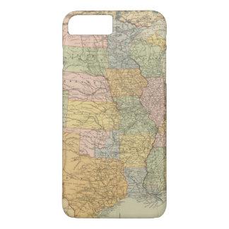 United States 23 iPhone 8 Plus/7 Plus Case
