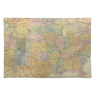 United States 23 Placemat