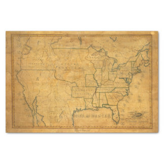 United States 25 2 Tissue Paper