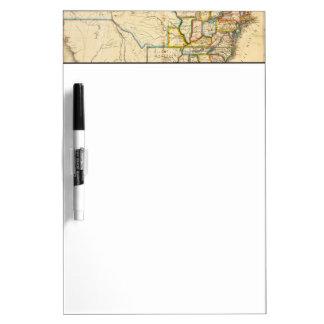 United States 26 Dry Erase Whiteboards