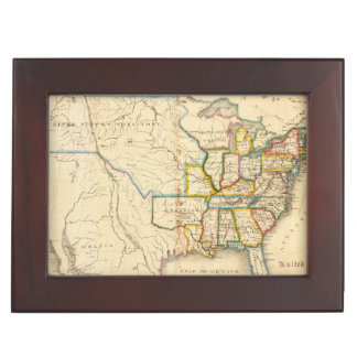 United States 26 Keepsake Box