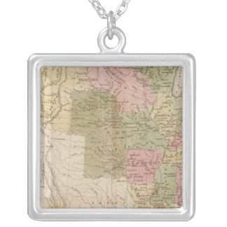 United States 28 Silver Plated Necklace