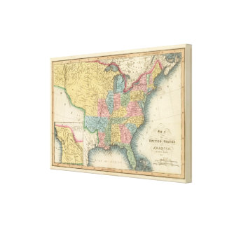 United States 29 Canvas Print