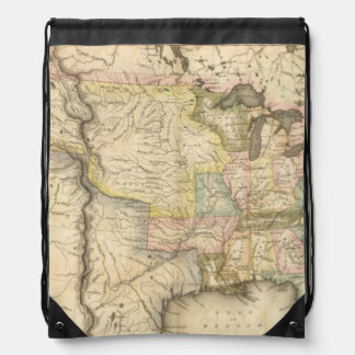 United States 29 Drawstring Bag