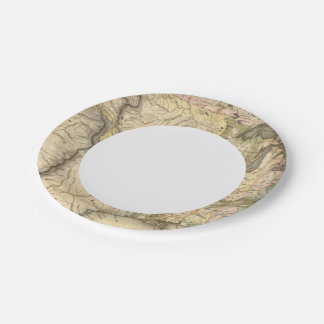 United States 29 Paper Plate
