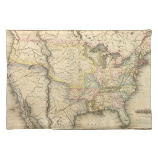 United States 29 Placemat