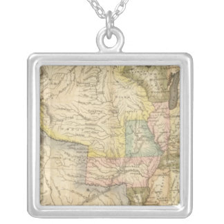 United States 29 Silver Plated Necklace