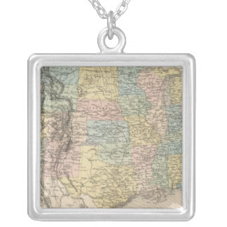 United States 30 Silver Plated Necklace