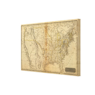 United States 31 Canvas Print