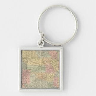 United States 31 Key Ring