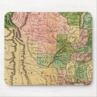 United States 35 Mouse Mat