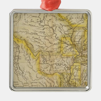 United States 36 Christmas Ornament
