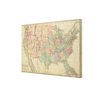 United States 37 Canvas Print
