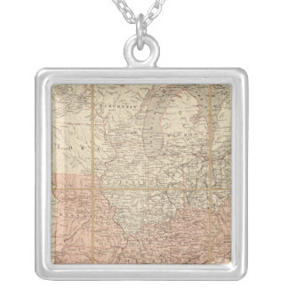 United States 37 Silver Plated Necklace