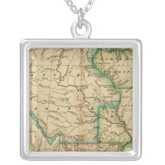 United States 38 Silver Plated Necklace