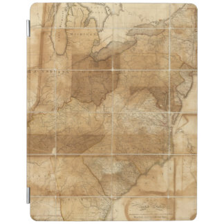 United States 39 iPad Cover