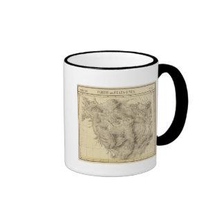 United States 39 Ringer Coffee Mug