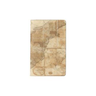 United States 39 Pocket Moleskine Notebook