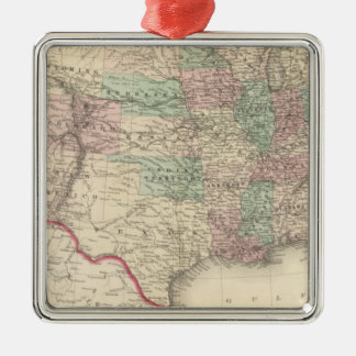 United States 4 Christmas Ornament