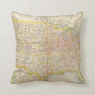 United States 4 Cushion