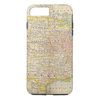 United States 4 iPhone 8 Plus/7 Plus Case