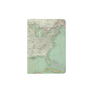 United States 7 Passport Holder