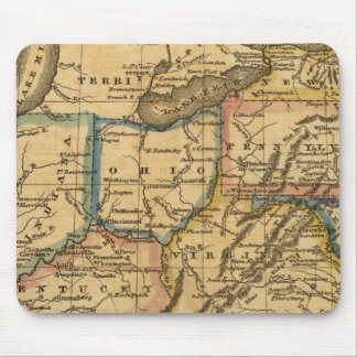 United States 9 Mouse Mat