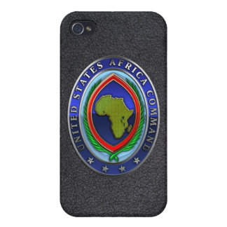 United States Africa Command iPhone 4/4S Case