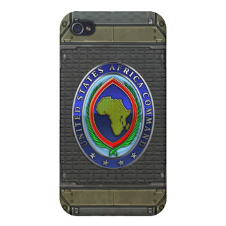 United States Africa Command iPhone 4 Cover