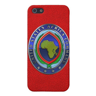 United States Africa Command Covers For iPhone 5