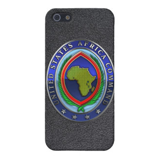 United States Africa Command iPhone 5 Cases