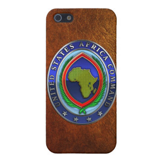 United States Africa Command iPhone 5 Cover