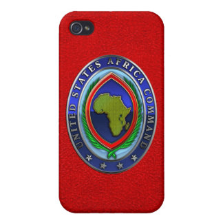 United States Africa Command iPhone 4/4S Covers