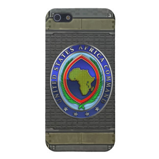 United States Africa Command iPhone 5 Case