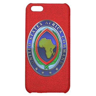 United States Africa Command Cover For iPhone 5C
