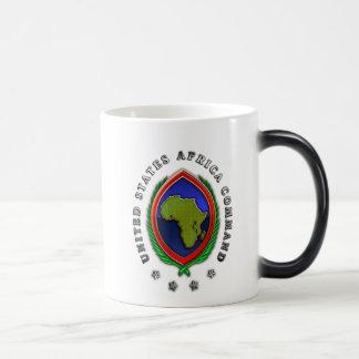 United States Africa Command Morphing Mug