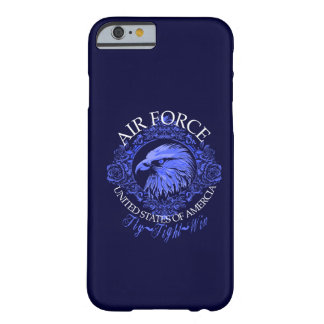 United States Air Force- Fly-Fight-Win! Barely There iPhone 6 Case