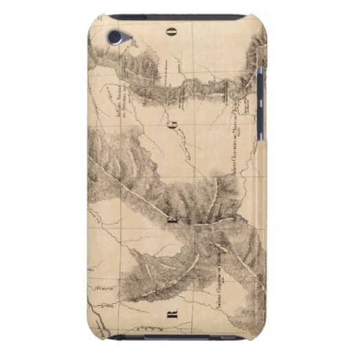 United States, America 40 iPod Touch Cases
