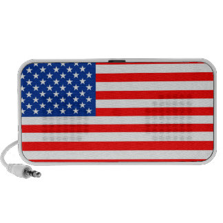 united states america country flag doodle speakers