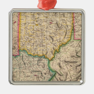 United States, America Sep 50 Christmas Ornament